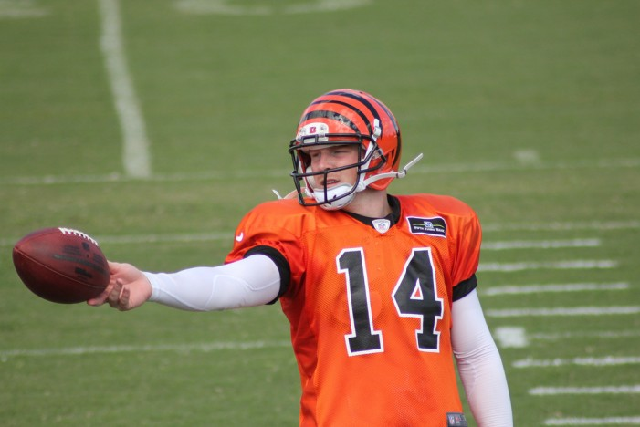Bengals Handed Yet Another Loss in the Playoffs