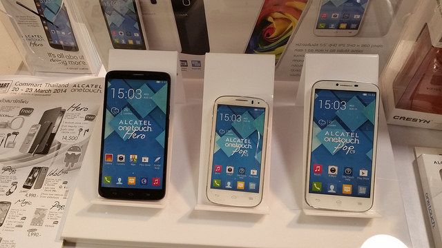 CES 2015 Will See Pixi 3 Phones and Affordable Smartwatch From Alcatel