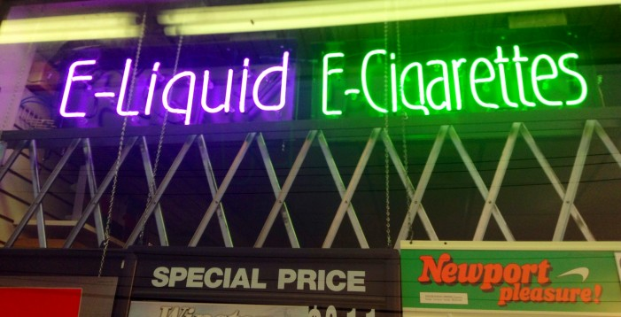 E-Cigarettes like Other Tobacco Products California Legislature Asks