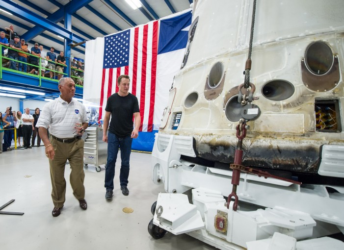 Elon Musk Internet Plan for Mars