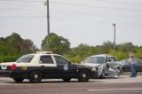 Florida Accident Blocks U.S. 41