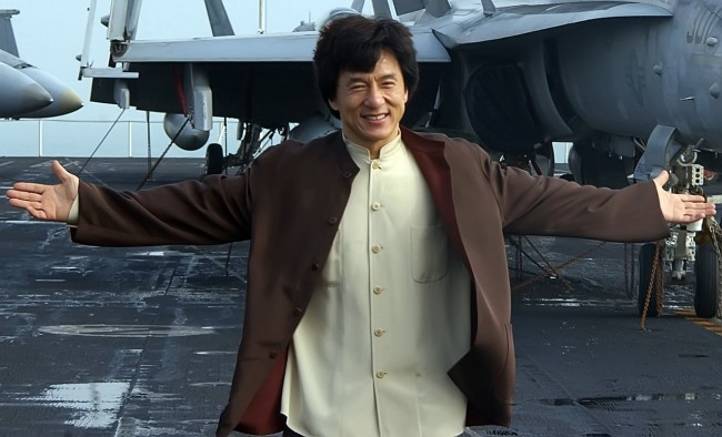 Jackie Chan's Son Jailed for Drug Charge