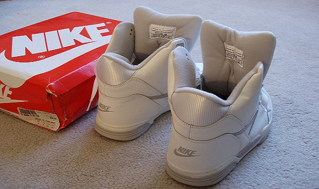 Judge Accepted Nike Sneakers for Poor Man's Bail