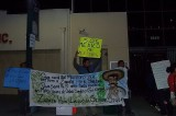 Protests at Mexican Consulate in San Diego