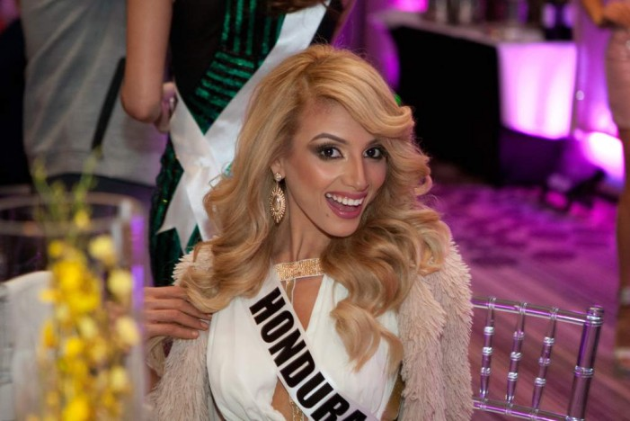 Miss Universe Contestant Drops 40 Pounds Before Pageant