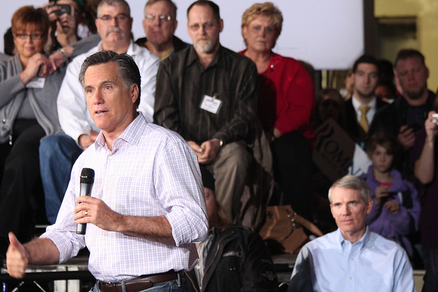 Mitt Romney's Political Reinvention for 2016