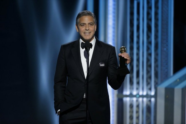 Golden Globes: Who Loved George Clooney the Most?