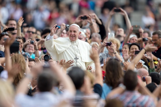 Pope Francis' Raffle Gives Compassion a Personal Touch