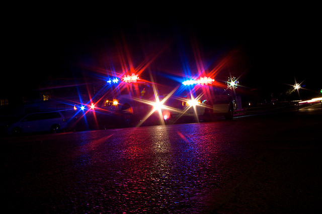 San Bernardino Police Find Shooting Victim