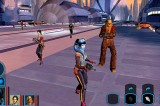 Star Wars Knights of the Old Republic on iOS and Android