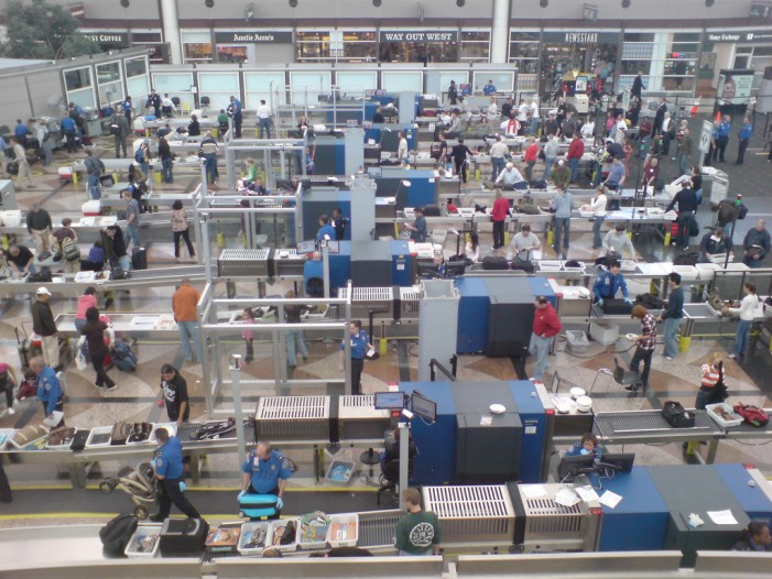 TSA Reports 2,212 Guns Seized