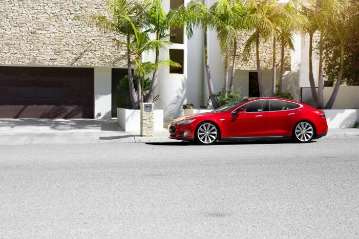Tesla Motors Not Worried About GM or China Offerings