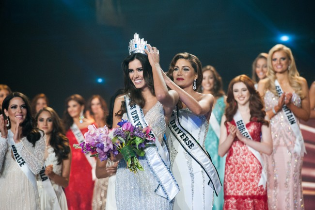 Miss Universe Pageant 2014: Miss Colombia Wins the Crown