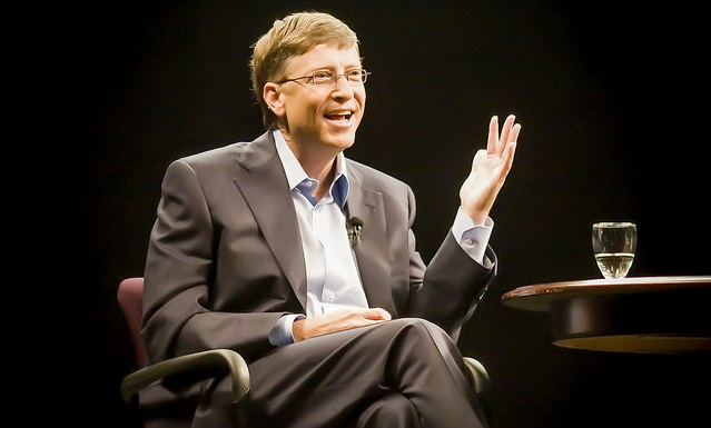 Watch Bill Gates Drink Water From Human Feces [Video]