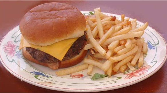 Resolving to Eat Better? Avoid Burger Chains