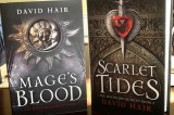 'Scarlet Tides' by David Hair a Great Fantasy  Read [Book Review]