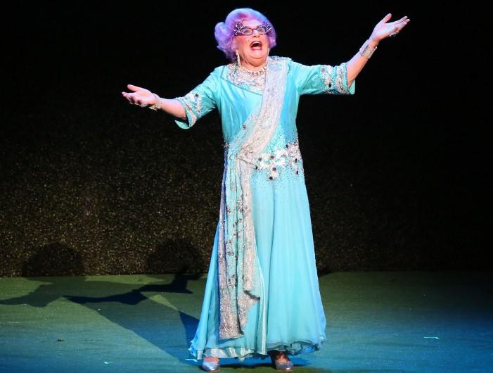 Dame Edna's Fond Farewell