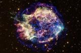 Supernova Shows Very Bubbly Shape
