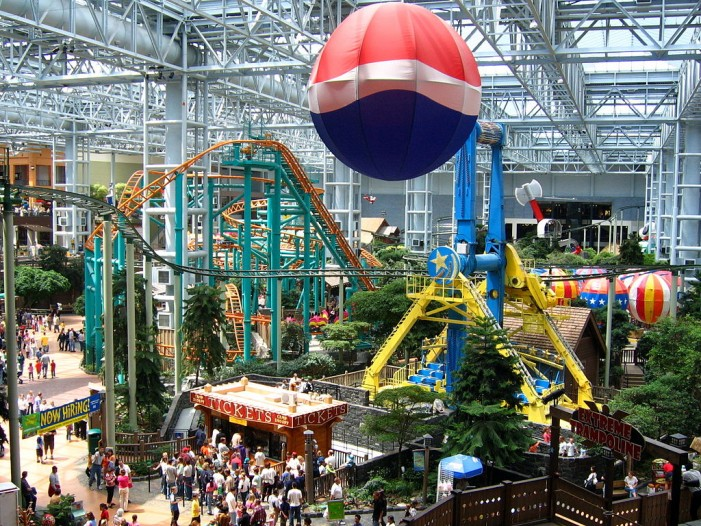 Terrorists Threatened Mall of America