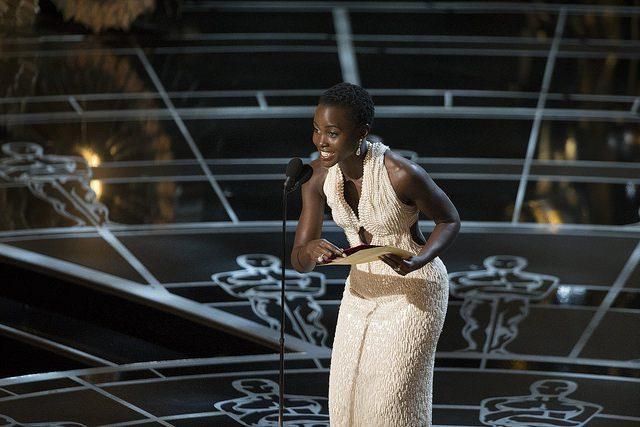 Lupita Nyong'o Missing Oscar Dress Worth More Than $150,000
