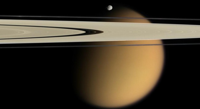 NASA Proposes Space Submarine Mission to Titan