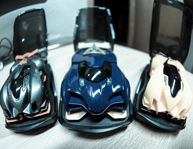 Anki Overdrive to Release This September