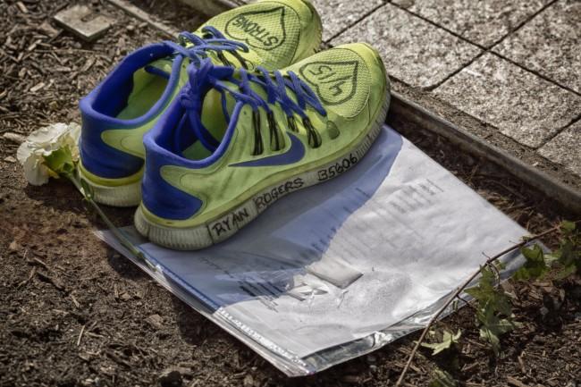 Boston Marathon Trial