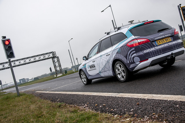 Driverless Cars Coming to the UK