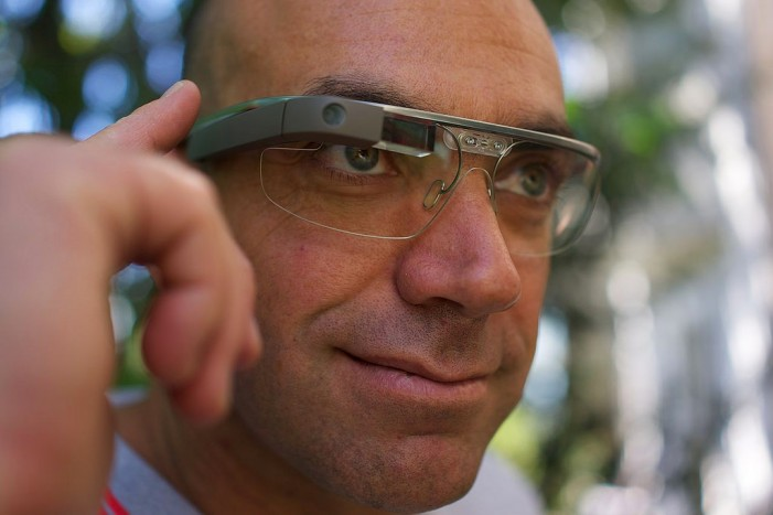 Google Glass Broken but Not Shattered