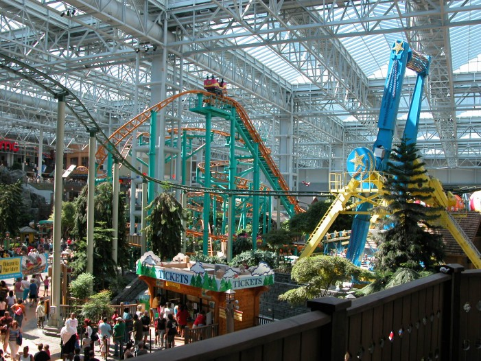 Mall of America Bomb Threat to Threaten Economy?