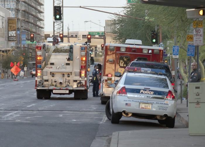 Phoenix Shooting Near Metro Center Mall