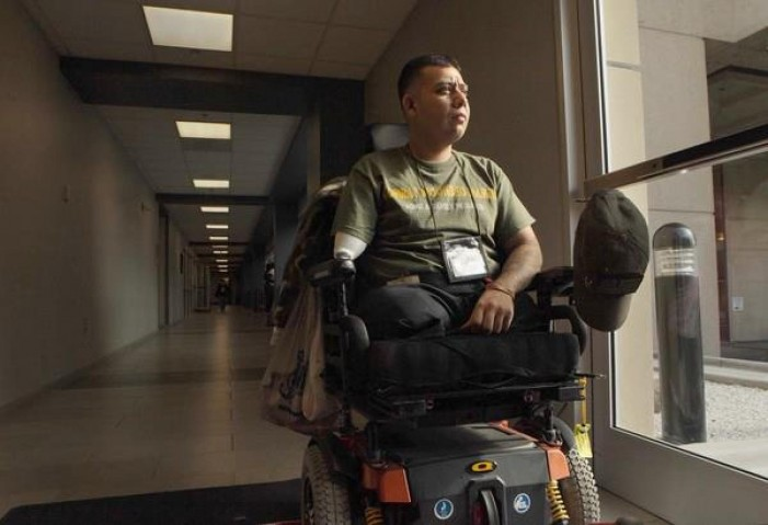 Veterans Verification of Lost Limbs Changes