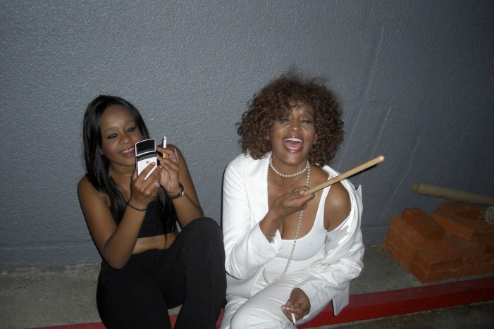 Whitney Houston and Bobbi Kristina Possible Death Parallels