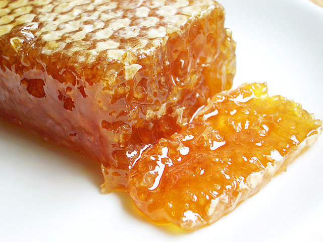 Honey Tainted With Herbicide
