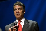 Former Governor Rick Perry Boasts Conservatism in Virginia