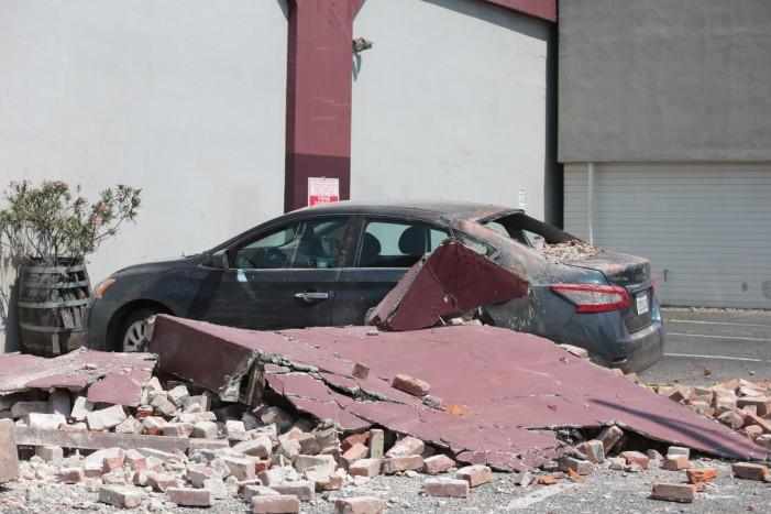 Earthquake M4.7 Near New Zealand