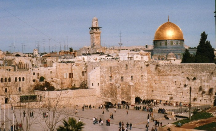 A Trip to Jerusalem in L.A.