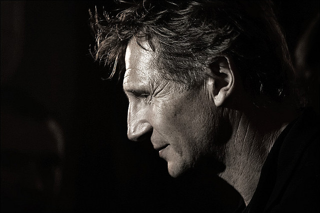 Liam Neeson, an Aging Action Star