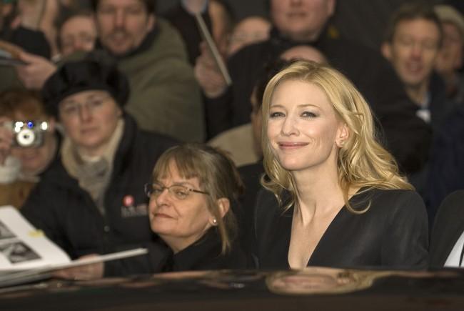 Cate Blanchett and Her Husband Andrew Upton Adopt Baby ... Cate Blanchett Husband