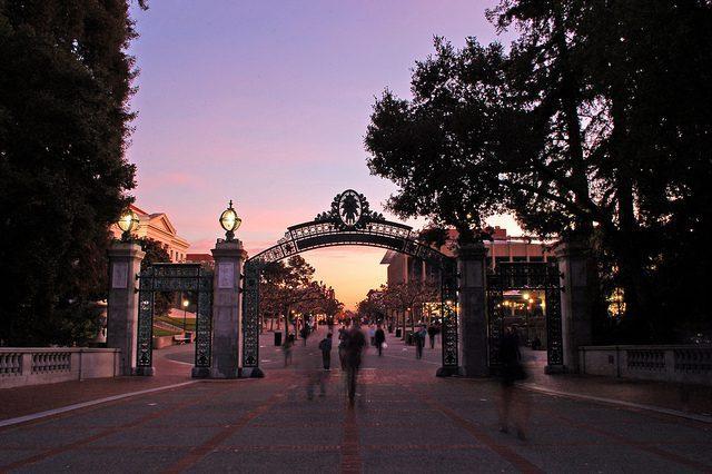 Berkeley Student Goes Missing