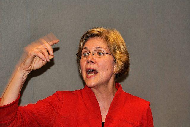 Democrat Senator Elizabeth Warren Must Run for President