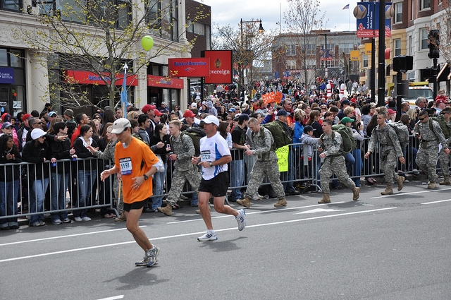Boston Marathon Bombing Pulls City Together for 2015 Race