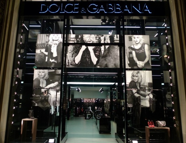 Madonna and Reg Strike Back at Dolce Gabbana