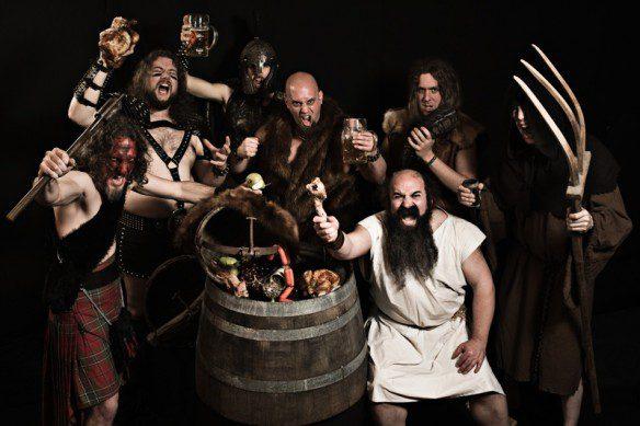 Metal Band Barbarion Says Guy Sebastian Will Be 'Destroyed' at Eurovision