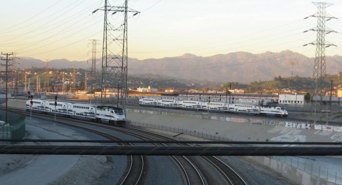 Train Engineer in Oxnard Crash Dies