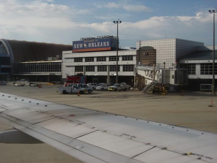 New Orleans Airport Attacker Dies