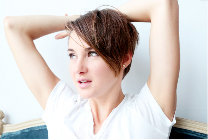 Shailene Woodley's Healthy Lifestyle Motivates Change