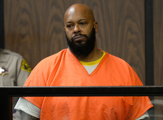 Suge Knight Unconscious Following His Collapse at $25 Million Bail Hearing