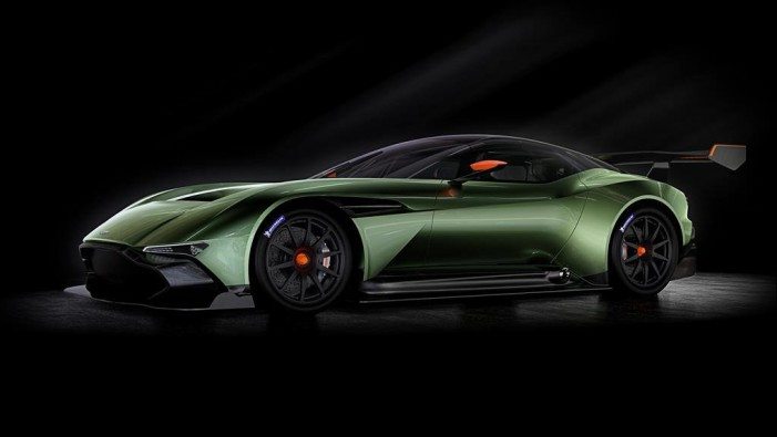 Aston Martin Vulcan to Debut at Geneva Auto Show
