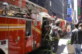 Explosion Causes New York City Building to Collapse